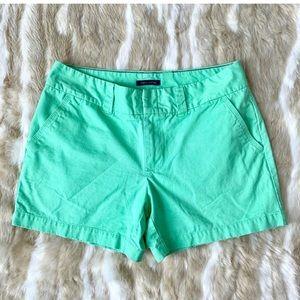 TOMMY HILFIGER Green Shorts